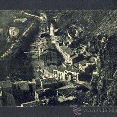 Postales: POSTAL DE RIBES DE FRESSER (GIRONA): VISTA PARCIAL I A L' ESQUERRA EL PASSEIG GUIMERÀ (ROISIN NUM.8). Lote 13841655