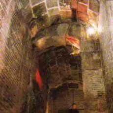 Cartes Postales: BARCELONA - MUSEO DE CERA DE BARCELONA - GALERIA DEL TERROR. Lote 13883902