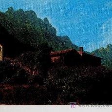 Postales: POSTAL MONTSERRAT SANTA CECILIA. Lote 13967547
