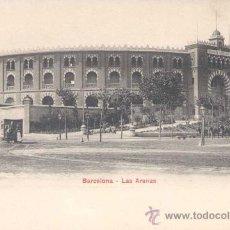 Postales: BARCELONA- LAS ARENAS. Lote 13987128
