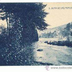 Postales: SAN JUAN DE LAS ABADESAS. Lote 26286166