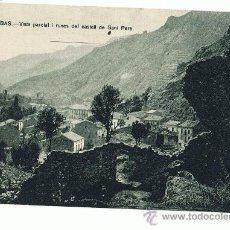 Postales: RIBAS DE FRESER, GERONA. Lote 25938482