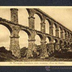 Postales: POSTAL DE TARRAGONA: PONT DEL DIABLE (ED.TAU NUM.36). Lote 14097970