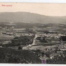 Postales: TARJETA POSTAL DE LLINAS, BARCELONA Nº 1. VISTA GENERAL. FOTOTIPIA THOMAS Nº 3563. Lote 14121966