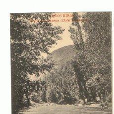 Postales: RIBAS DE FRESER, GERONA. Lote 27409250