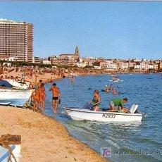 Postales: PALAMOS (GERONA) - PLAYA - CYP 1969. Lote 14247441