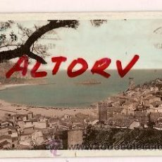 Postales: ANTIGUA POSTAL 1 TOSSA VISTA PARCIAL EDITORIAL FOTOGRAFICA BARCELONA CIRCULADA 1931. Lote 14274056