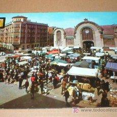 Postales: TARRAGONA MERCADO PUBLICO 1965. Lote 27253200