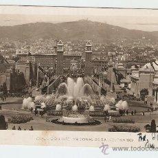 Postales: BARCELONA - EXPOSICIÓN INTERNACIONAL 1929. Lote 14422353