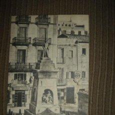 Postales: POSTAL BARCELONA, AÑO 1870. Lote 21772741