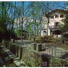 Postales: BONITA POSTAL - OLOT (GERONA) - FUENTE MOIXINA. Lote 14804715