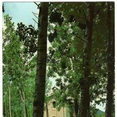 Postales: BONITA POSTAL - OLOT (GERONA) - PAISAJE DE LA HERMITA DE LA SALUD. Lote 14817554