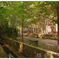 Postales: PRECIOSA POSTAL - OLOT (GERONA) - FUENTE MOIXINA. Lote 14817606