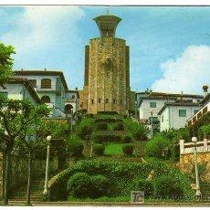 Postales: PRECIOSA POSTAL - OLOT (GERONA) - PARROQUIA DE SAN PEDRO MARTIL . Lote 14817670