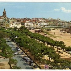 Postales: PRECIOSA POSTAL - PALAMOS (GERONA) - PASEO MARITIMO . Lote 25039925