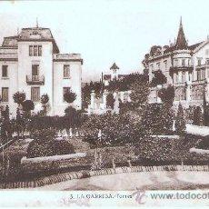 Postales: POSTAL DE LA GARRIGA - CIRCULADA EN 1941 CON SELLOS DE EPOCA. Lote 24976795