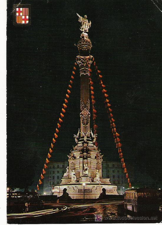 BARCELONA - ESCUDO DE ORO Nº 191 - (Postales - España - Cataluña Moderna (desde 1940))