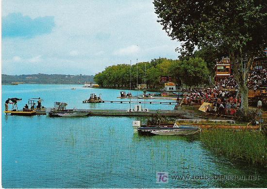 BANYOLES - GERONA - (Postales - España - Cataluña Moderna (desde 1940))
