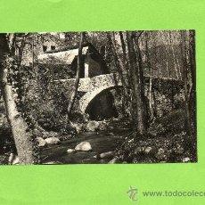 Postales: GUALBA. MOLINO. CIRCULADA. BLANCO Y NEGRO. FOTOGRAFIAS BOSCH.. Lote 26635500