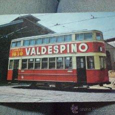 Postales: TRAM-VIES DE BARCELONA.- SIN CIRCULAR-COTXE 205 SERIE 194-208 CONSTRUIT A 1914 A CAN GIRONA. Lote 26627275
