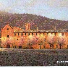 Postales: POSTAL DE TORÀ (LLEIDA) CONVENT DE TORÀ. Lote 14999589