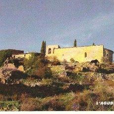 Postales: POSTAL DE TORÀ (LLEIDA) LÀGUDA . Lote 14999592