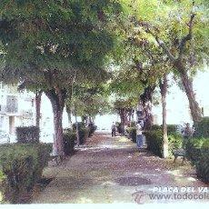 Postales: POSTAL DE TORÀ (LLEIDA) PLAÇA DEL VALL . Lote 14999638