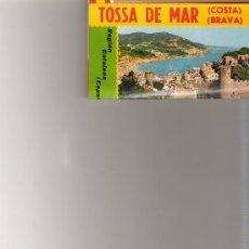 Cartes Postales: TOSSA DE MAR - MINIBLOCK CON 14 IMAGINES VARIADAS -. Lote 15009462