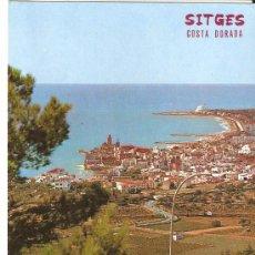 Postales: POSTAL DE SITGES . Lote 15040837