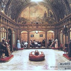 Postales: MUSEO DE CERA - BARCELONA. Lote 15055884