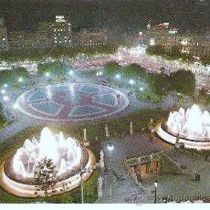 Postales: POSTAL DE BARCELONA - CIRCULADA CON SELLO. Lote 15055923
