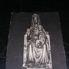 Postales: MADONA SANTA MARIA, PATRONA DE CERVERA ( LERIDA ). Lote 15063227