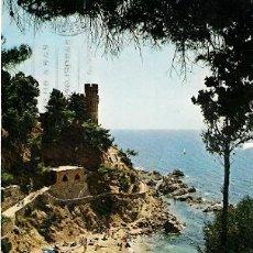 Postales: LLORET DE MAR (COSTA BRAVA) - LA CALETA. Lote 15079466