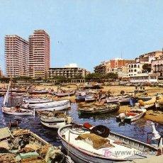 Postales: PALAMOS (GERONA) - PUERTO - CYP 1968. Lote 15094653