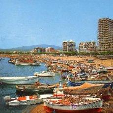 Postales: PALAMOS (GERONA) - PLAYA - CYP 1969. Lote 15094669
