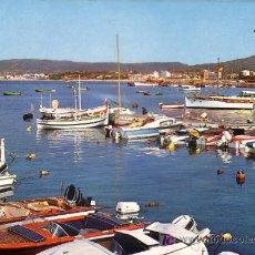 Postales: PALAMOS (GERONA) - CLUB MARITIMO - LAMINOGRAF 1965. Lote 15094791