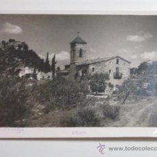 Postales: POSTAL DE CASTELLBELL, L ´ERMITA. Lote 16489853