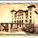 Postales: PS1926 FELICITACIÓN NAVIDEÑA DEL HOTEL FLORIDA, BARCELONA. POSTAL FOTOGRÁFICA.. Lote 15188593