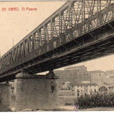 Postales: MORA DE EBRO-TARRAGONA. Lote 195062667