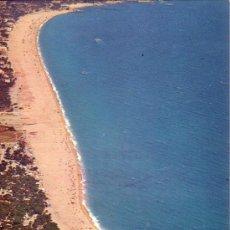 Postales: PLAYA DE ARO (GERONA) - VISTA AEREA - ED. AEROPOST 1962. Lote 15329527