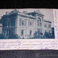 Postales: TERRASA-ALMACEN DE FREIXA Y SANS FOT DE J. BALLESTER,CIRCULADA PRINCIPIO DE 1900-14,5X9,5 CM.. Lote 15479868