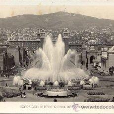 Postales: POST 299 - POSTAL SIN CIRCULAR: EXPOSICIÓN INTERNACIONAL DE BARCELONA - 26 - 1929 - E.I.B.. Lote 15735900