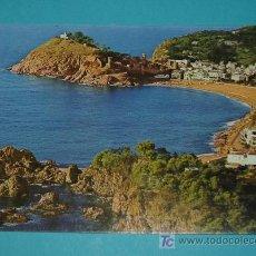 Postales: VISTA PARCIAL. TOSSA DE MAR. COSTA BRAVA.. Lote 15815273