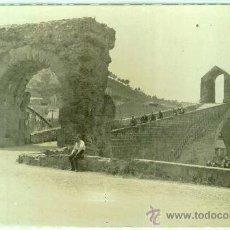 Postales: (PS-14178)POSTAL FOTOGRAFICA DE MARTORELL-PUENTE DEL DIABLO. Lote 16233029