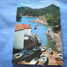 Postales: POSTAL COSTA BRAVA PORT DE SES ORATS NO CIRCULADA. Lote 16559366