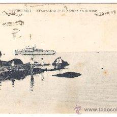Postales: PORT BOU. GERONA. GIRONA. CATALUÑA.. Lote 27014351