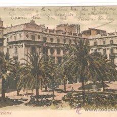Postales: BARCELONA. PLAZA REAL.. Lote 26585670