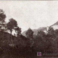 Postales: INTERESANTE POSTAL - CARDO (TARRAGONA) - VISTA DESDE EL SUR. Lote 16623978