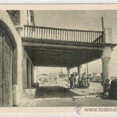 Postales: (PS-14700)POSTAL DE VILANOVA I GELTRU-CASA DE PESCADORS AL TRAJO DE LLEVANT. Lote 16636357
