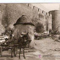 Postales: TOSSA DE MAR .GERONA - C.BRAVA Nº 10928 FOTOGRAFICA- ZERKOWITZ- DIST. CONDOMINES - VELL I BELL. Lote 24422495